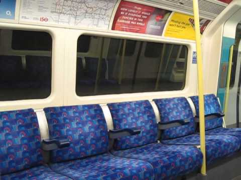 Jubilee Line: Canada Water to London Bridge