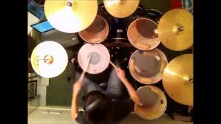 Lonely is the Night -  Billy Squier drum cover