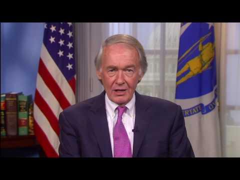 Senator Ed Markey Delivers Weekly Democratic Address