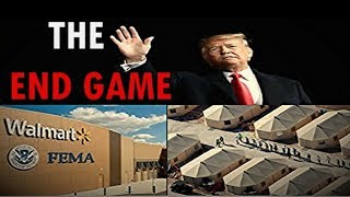 This is The End Game! Trump is Part of Their Plan! Martial Law (FEMA CAMPS) You're next!