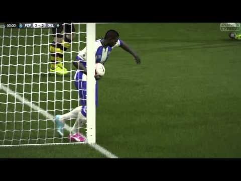 FIFA 15 - Time waster punished