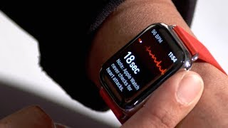 Apple Watch unveils electrocardiogram feature for heart health
