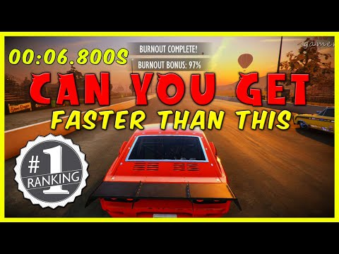 STREET OUTLAWS THE LIST CAN YOU GET FASTER THAN THIS