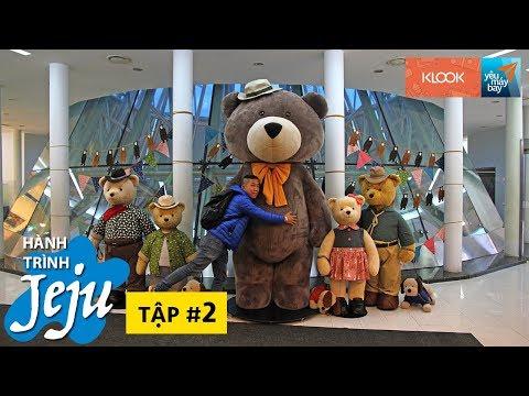 khÁm-phÁ-jeju-#2:-lạc-vào-thế-giới-teddy-bear-và-k-pop-|-yêu-máy-bay
