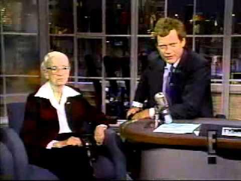 Grace Hopper on Letterman