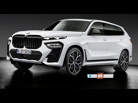 Download 2022 BMW X8 AND X8M (PHEV 760 PS!)