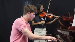 Teen Music Schools International, Peachtree City Students Playing
