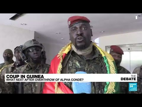 Coup in Guinea: What next after the overthrow of Alpha Condé?