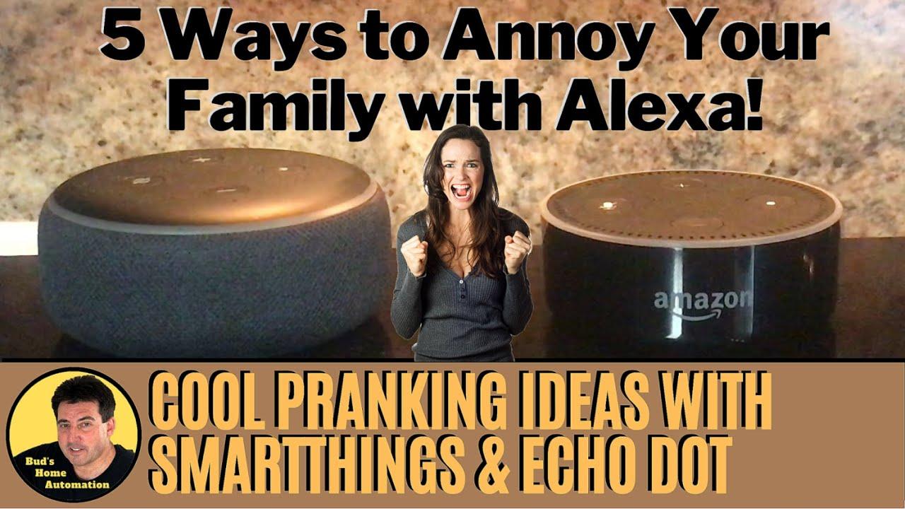 5 Fun Home Automation Pranks