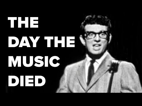 Remembering the Day the Music Died | This Week in Music History