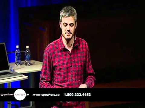 Scott Harrison - Founder & President of charity: water