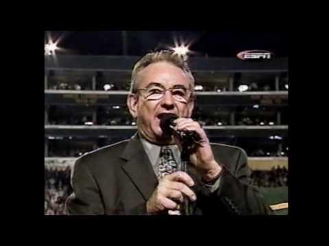 1999 ESPN Sunday Night Football Halftime Report (Reggie White Jersey Retirement)