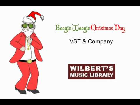BOOGIE WOOGIE CHRISTMAS DAY - VST & Co. - YouTube