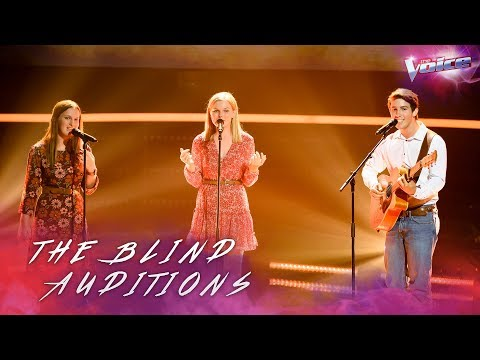 Blind Audition: Homegrown sing Fast Car | The Voice Australia 2018