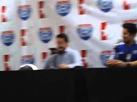 Peter Cullen Pt1 at the Texas Comic Con June 21st 2014