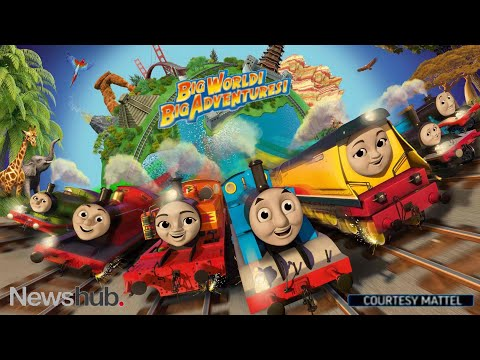 Big World Big Adventures: The News, Introduction For New Characters & Show