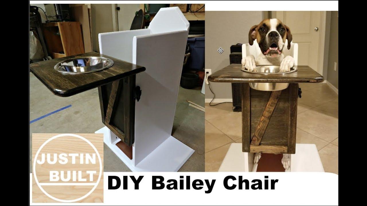 How to build a Bailey Chair (Megaesophagus)
