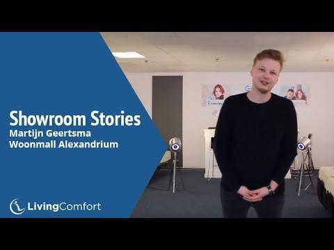 Showroom Stories #1 – Martijn, Woonmall Alexandrium