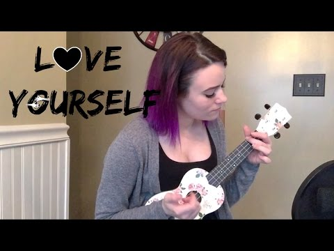 Love Yourself - Justin Bieber (Kelaska Ukulele Cover)