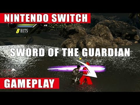 Sword of the Guardian Nintendo Switch Gameplay