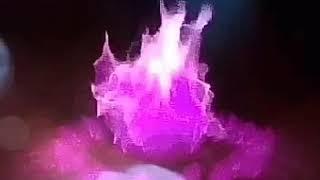 Llama violeta - Violet flame. - YACIMIENTO AKASHA - AKASHA FIELD.