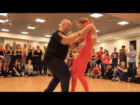 Александр Костенко и Валерия Катайкина   Bachata Sensual @RUSSIAN BACHATA FORUM 2019