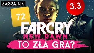 Czy Far Cry: New Dawn to ZŁA gra? (recenzja)
