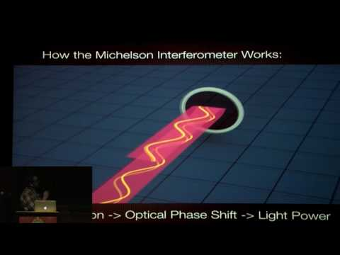 """Rana Adhikari, Caltech, """"Humanity's New Gravitational Sense"""""""