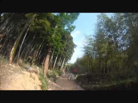 莫干山 山地车 Moganshan Mountain Biking