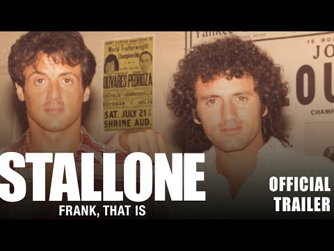 Stallone: Frank, That Is trailer
