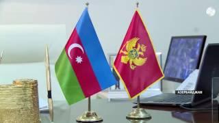 Азербайджан и Черногория развивают сотрудничество в области туризма