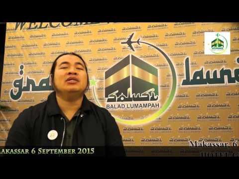 Pak Syaid, beliau merupakan HUMAS Kemenag Kota Nunukan. Beliau sudab bekerja di Kemenag selama 10 ta.