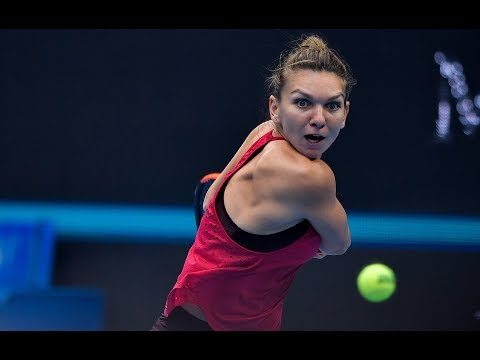 2017 China Open Semifinals | Shot of the Day | Simona Halep