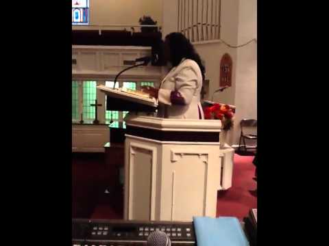 Pastor Regretta Ruffin