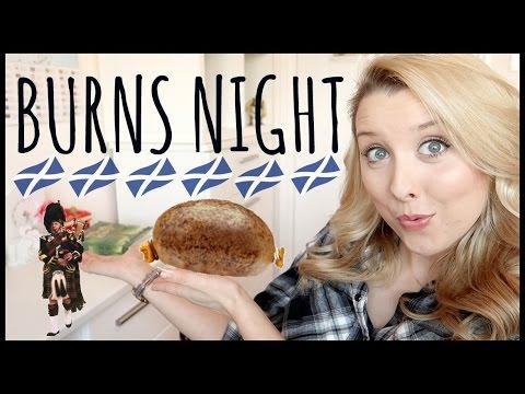 SCOTTISH TRADITIONS | BURNS NIGHT