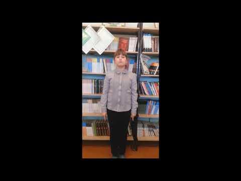 Изображение предпросмотра прочтения – ЮлияПупкова читает произведение «Скажите, сколько в сердце доброты.» Н.А.Мигуновой