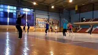 Стрибкові тренування в ГК Карпати