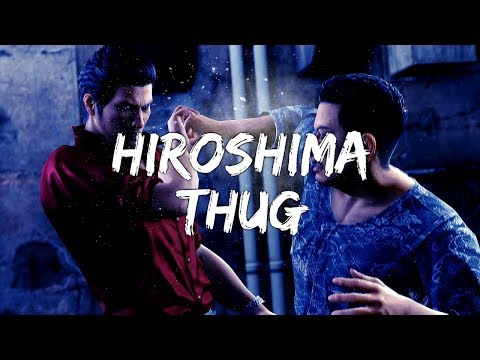 Yakuza 6: The Song of Life - Boss Battles: 1 - Hiroshima Thug (EX-HARD)