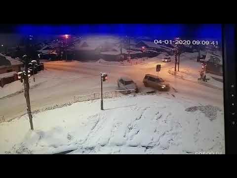 ДТП в Усть-Куте