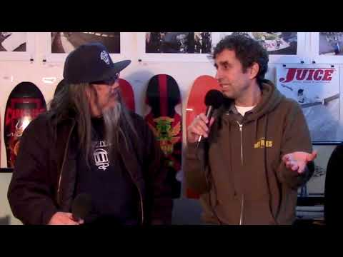 "Juice Magazine ""Drop In"" with Glen E. Friedman"