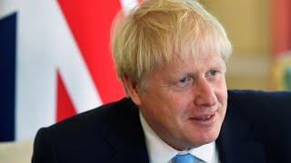 Archive: Boris Johnson 'We've been denied a referendum since 1975'