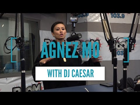 Agnez Mo Tells DJ Caesar How Her Collaboration 'Overdose' With Chris Brown Came About