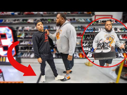 Stepping On Hypebeasts Shoes & Buying Them New Ones (Part 3)