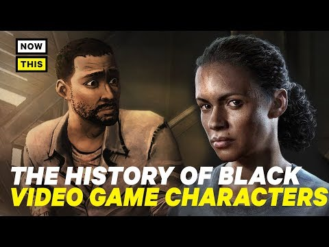 The History Of Black Video Game Characters | NowThis Nerd