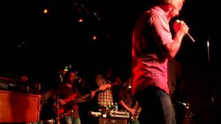 "JJ Grey & Mofro - ""The Sweetest Thing"" @ New Earth Music Hall in Athens, GA 11.16.2010"