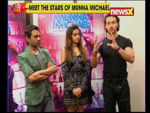 Download Meet the stars of 'Munna Michael' in conversation with NewsX