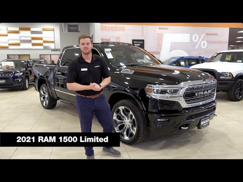 New 2021 Ram 1500 Limited | Hopkins | Minneapolis | Brooklyn Park | Shakopee | Burnsville | MN