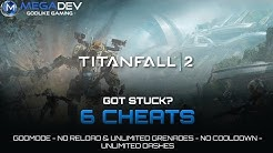 Titanfall 2 Cheats: Godmode, No-Reload,  … | Trainer by MegaDev