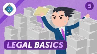 Legal Basics and Business Entity Formation: Crash Course Business Entrepreneurship #5
