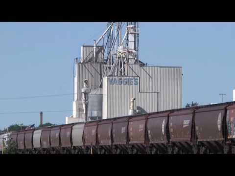 Grain Transportation System Handling Record Crop